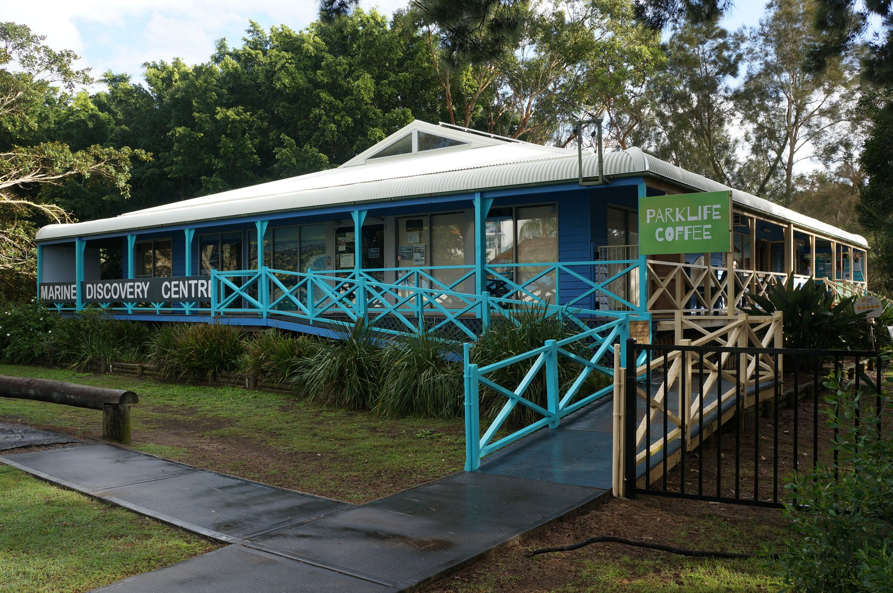 Central Coast Marine Discovery Centre Upgrades